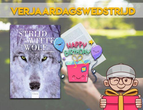 Verjaardagswedstrijd De Strijd met de Witte Wolf