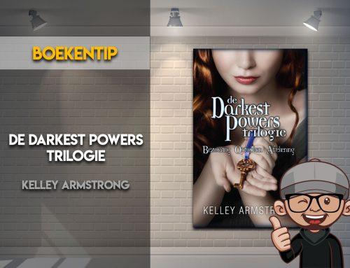 Boekentip : De Darkest Powers trilogie