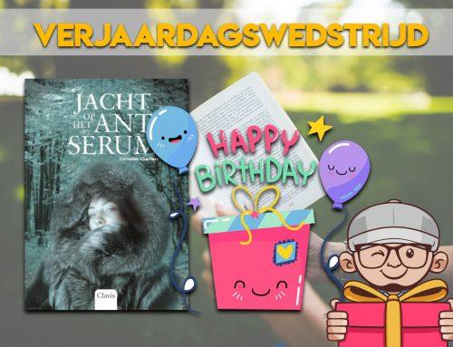 Verjaardagswedstrijd Jacht op het Antiserum