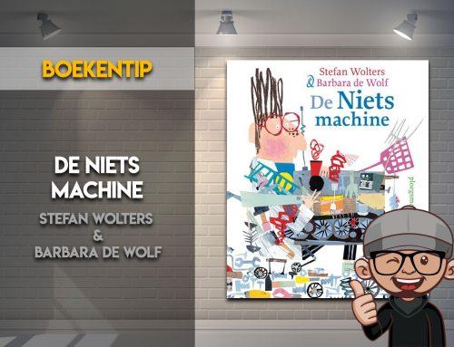 Boekentip : De Nietsmachine
