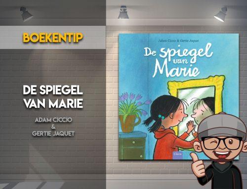 Boekentip : De Spiegel van Marie
