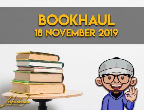 Bookhaul – 18 november 2019