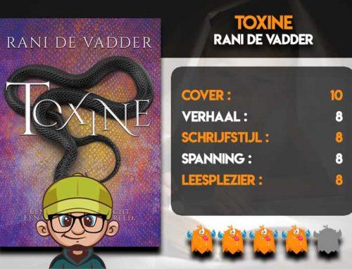 Toxine van Rani De Vadder