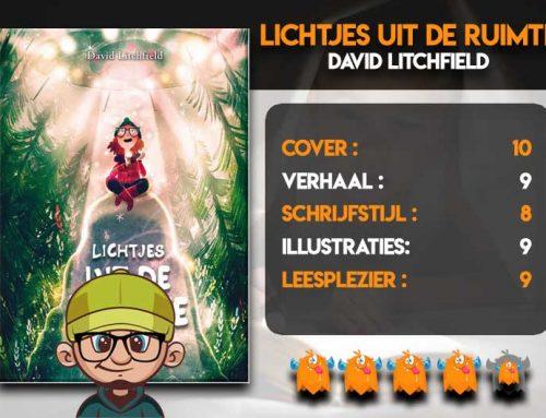 Lichtjes uit de Ruimte van David Litchfield
