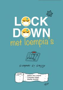 Coverafbeelding Lockdown met loempia's